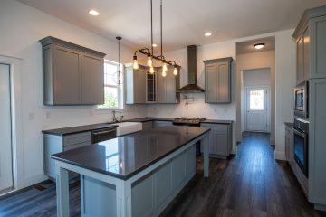 Inside a custom kitchen built by Rotell(e) Studio(e)