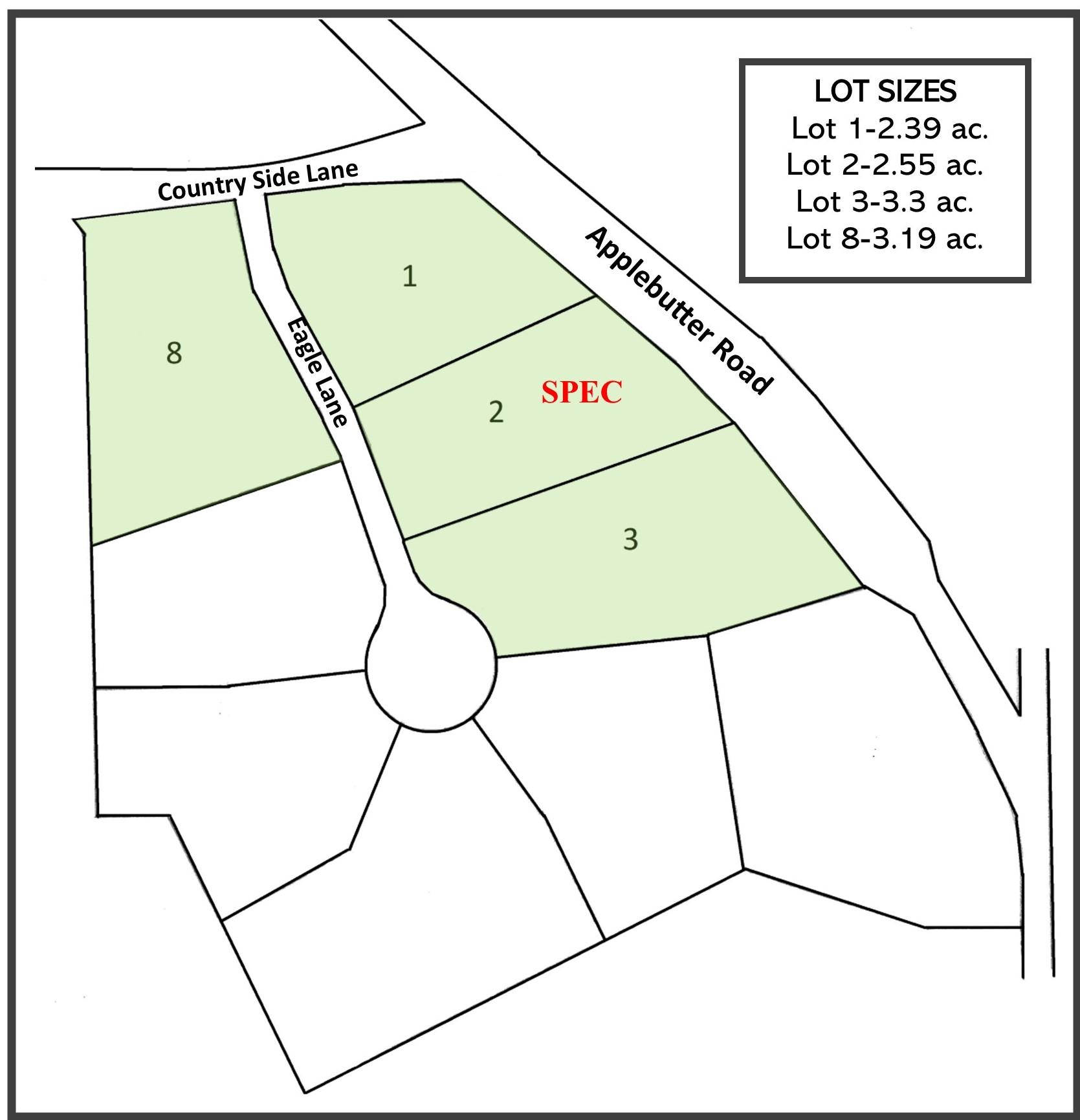 Woodland Hills Site Plan